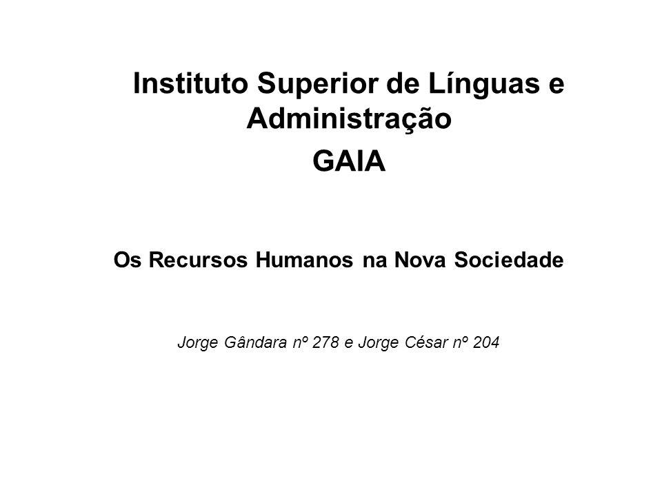 Instituto Superior de Línguas e Administração GAIA