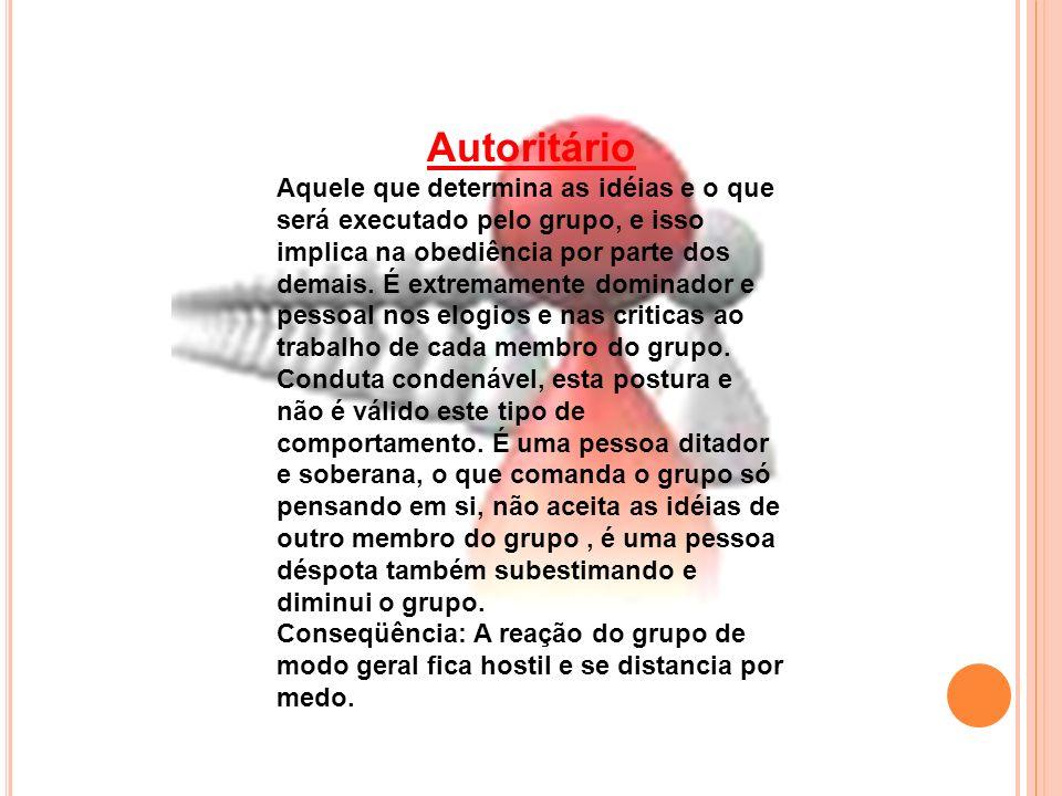 Autoritário