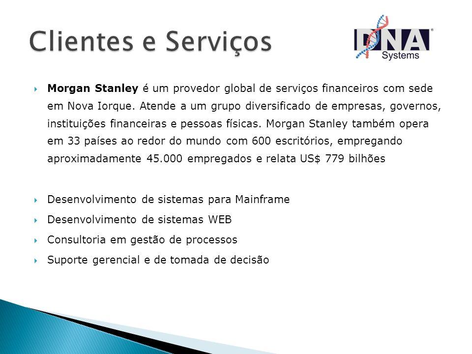 Clientes e Serviços