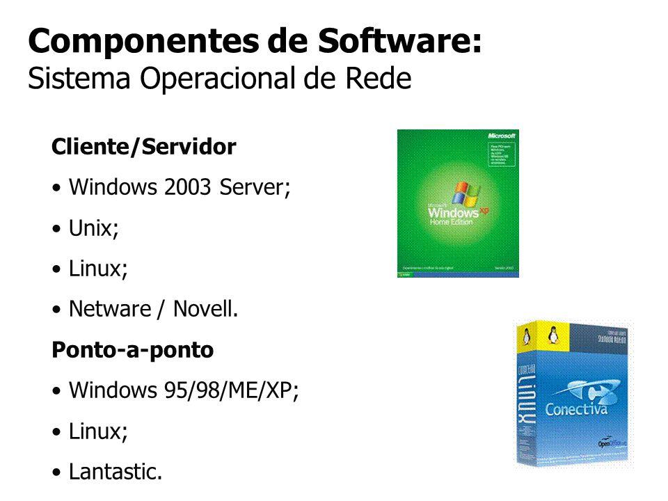 Componentes de Software: