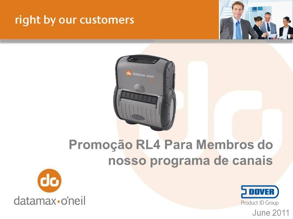 Promoção RL4 Para Membros do nosso programa de canais
