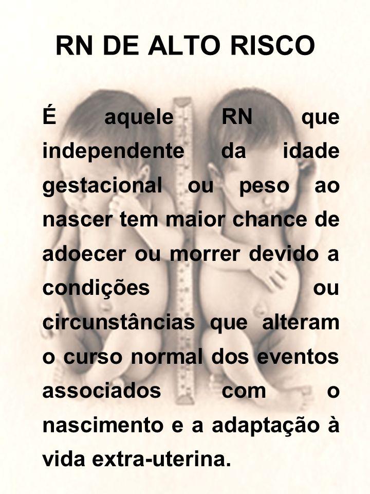 RN DE ALTO RISCO