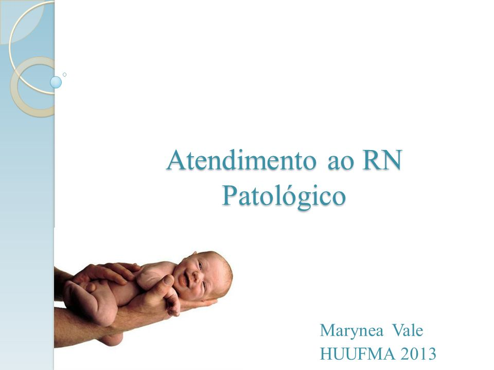 Atendimento ao RN Patológico