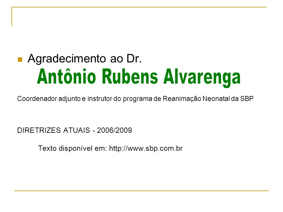 Antônio Rubens Alvarenga