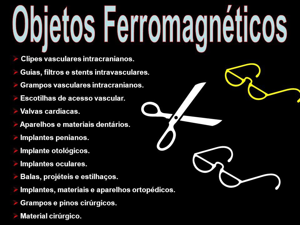 Objetos Ferromagnéticos