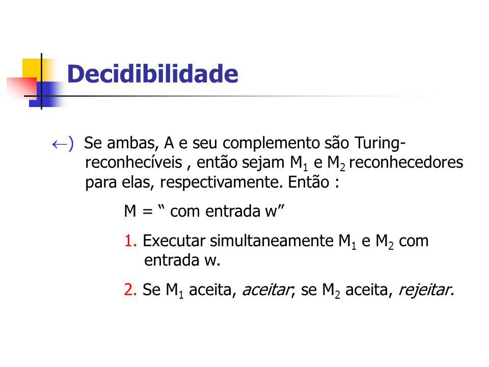 Decidibilidade