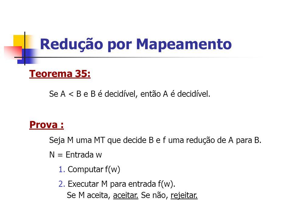 Redução por Mapeamento
