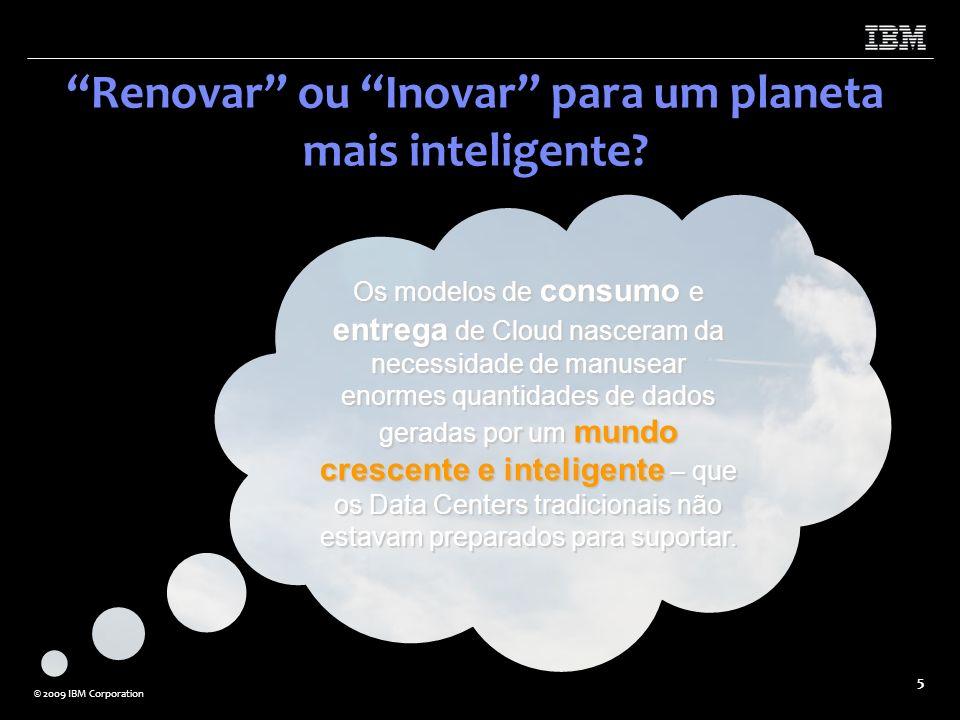 Renovar ou Inovar para um planeta mais inteligente