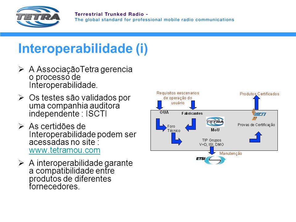 Interoperabilidade (i)