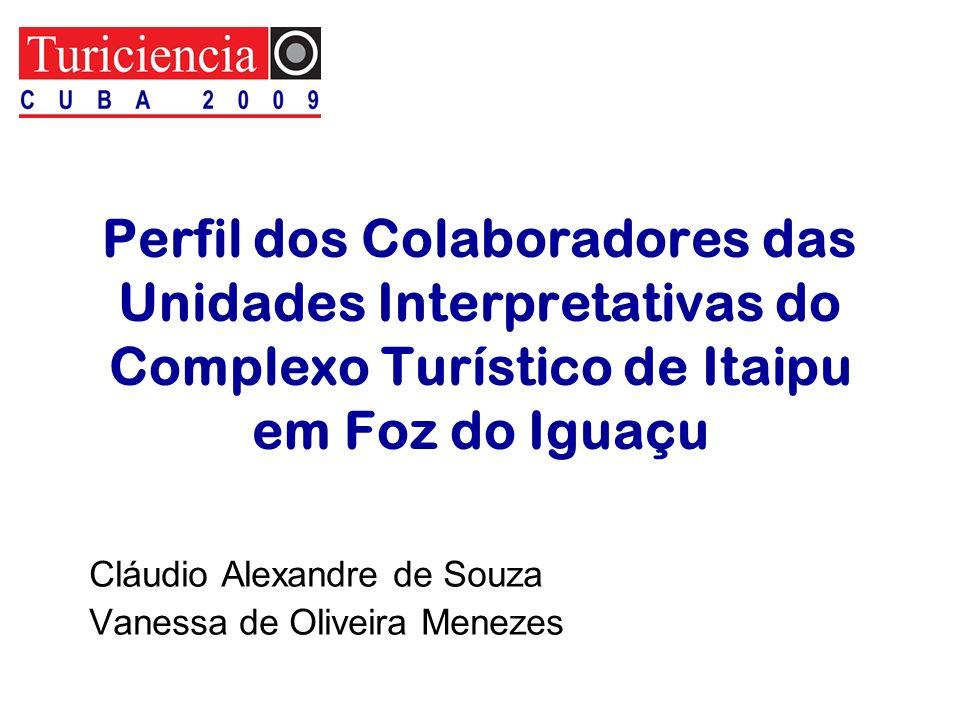 Cláudio Alexandre de Souza Vanessa de Oliveira Menezes