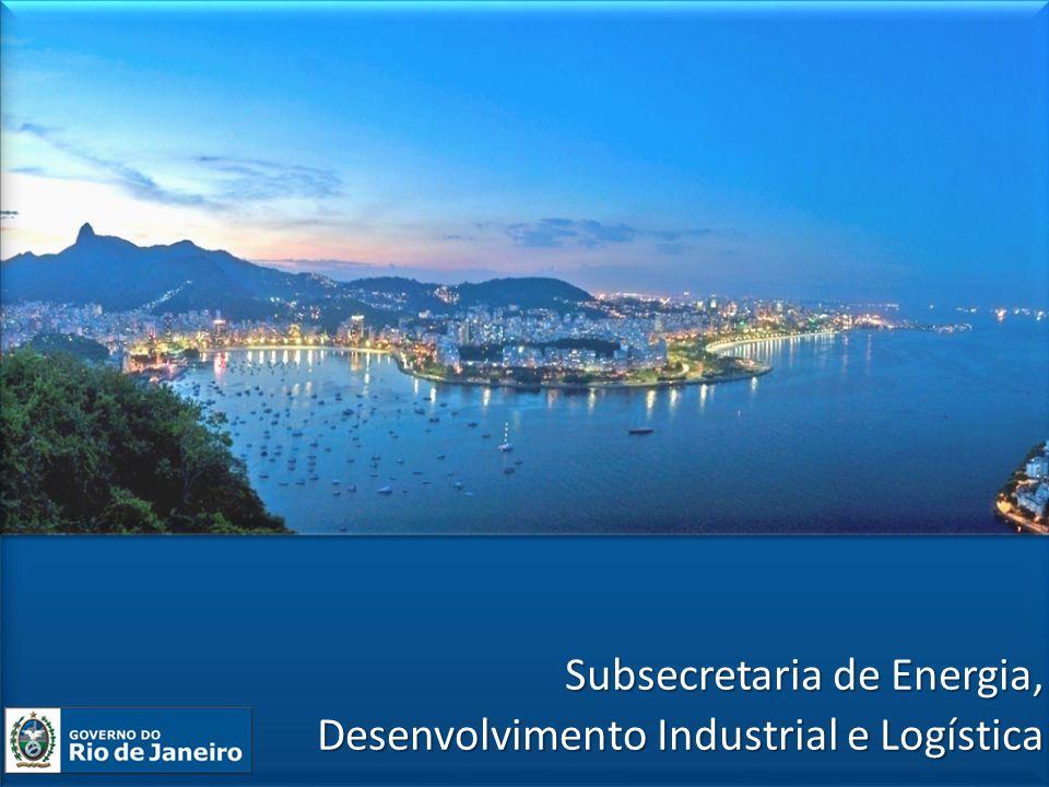 Subsecretaria de Energia, Desenvolvimento Industrial e Logística