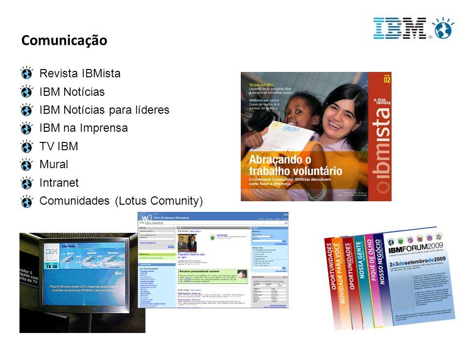 Comunicação Revista IBMista IBM Notícias IBM Notícias para líderes