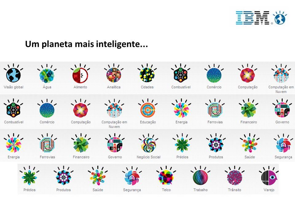 Um planeta mais inteligente...