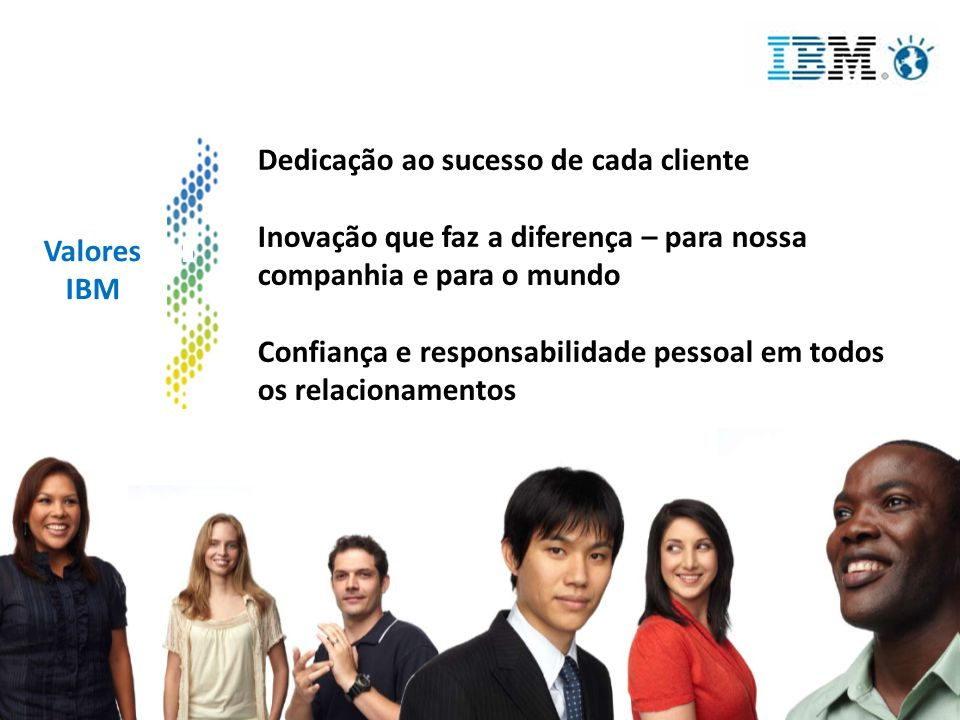 Dedicação ao sucesso de cada cliente