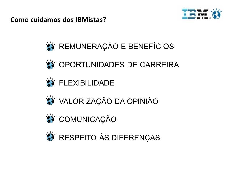 Como cuidamos dos IBMistas