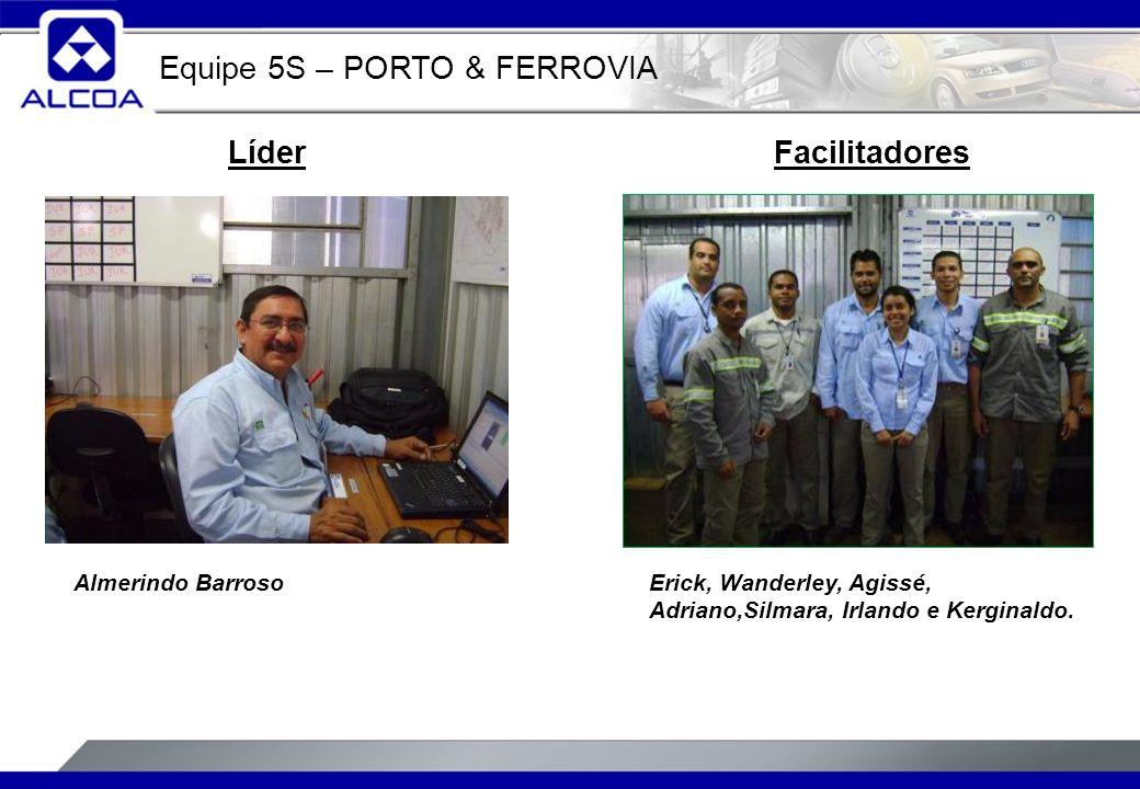Equipe 5S – PORTO & FERROVIA