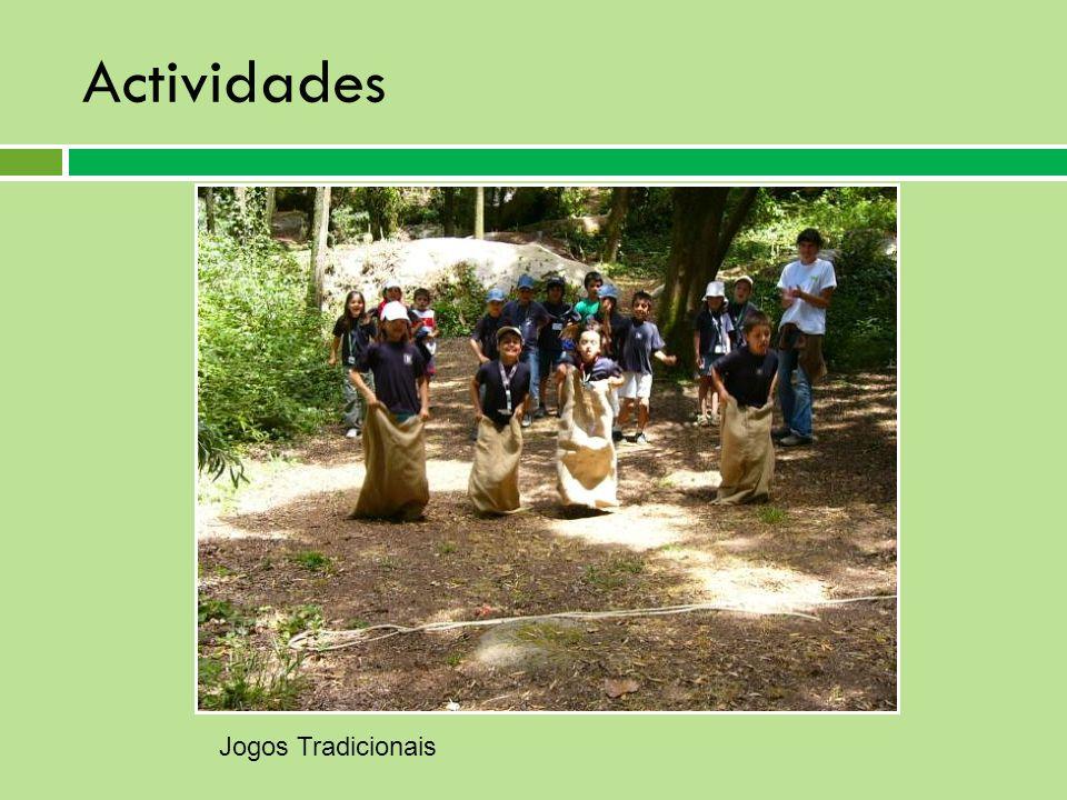 Actividades Jogos Tradicionais