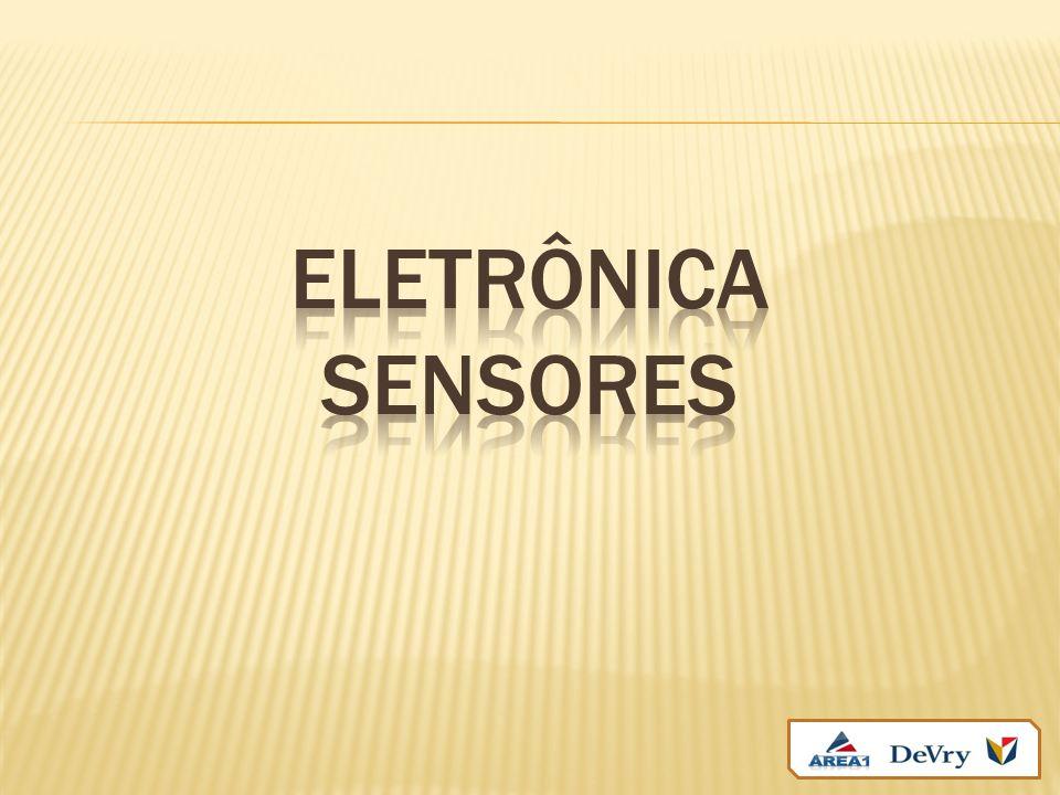 EletrÔNICA SENSORES
