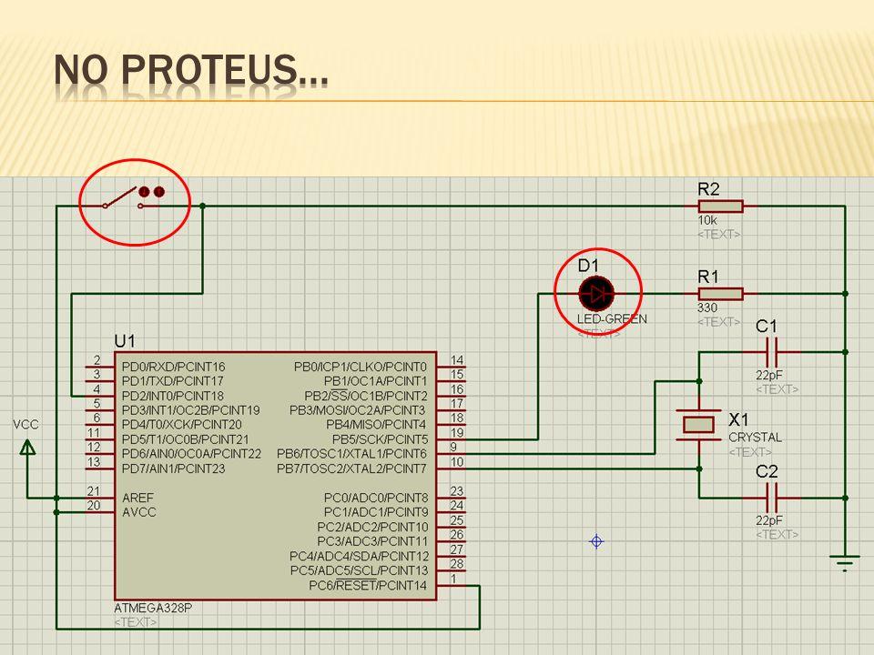 No proteus...