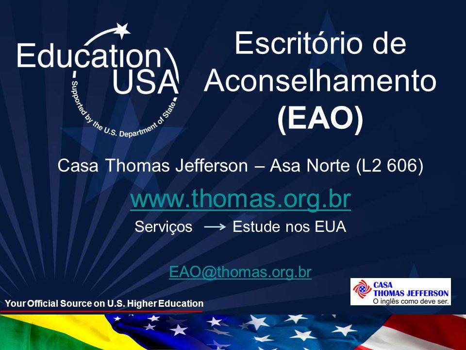 Escritório de Aconselhamento (EAO)