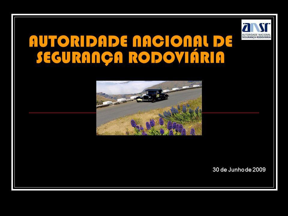 AUTORIDADE NACIONAL DE SEGURANÇA RODOVIÁRIA