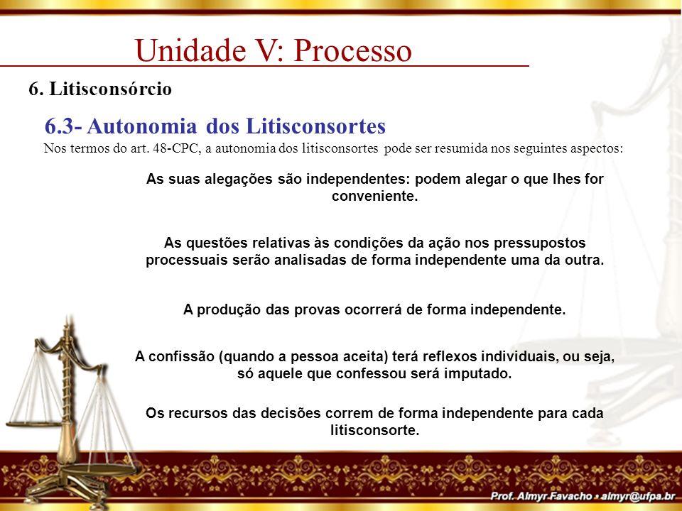 A produção das provas ocorrerá de forma independente.