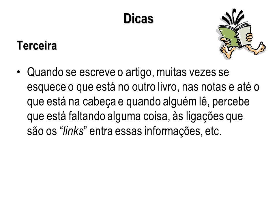 DicasTerceira.