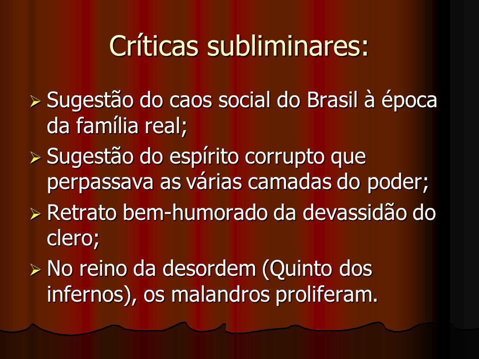 Críticas subliminares: