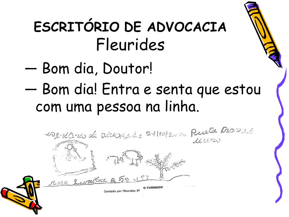 ESCRITÓRIO DE ADVOCACIA Fleurides