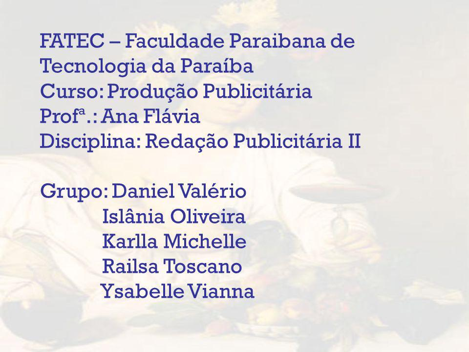 FATEC – Faculdade Paraibana de Tecnologia da Paraíba