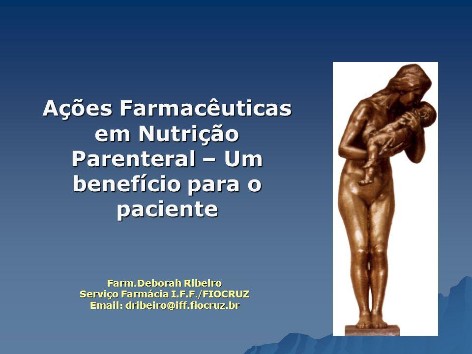 Serviço Farmácia I.F.F./FIOCRUZ