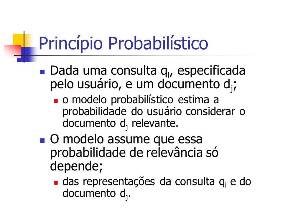 Princípio Probabilístico