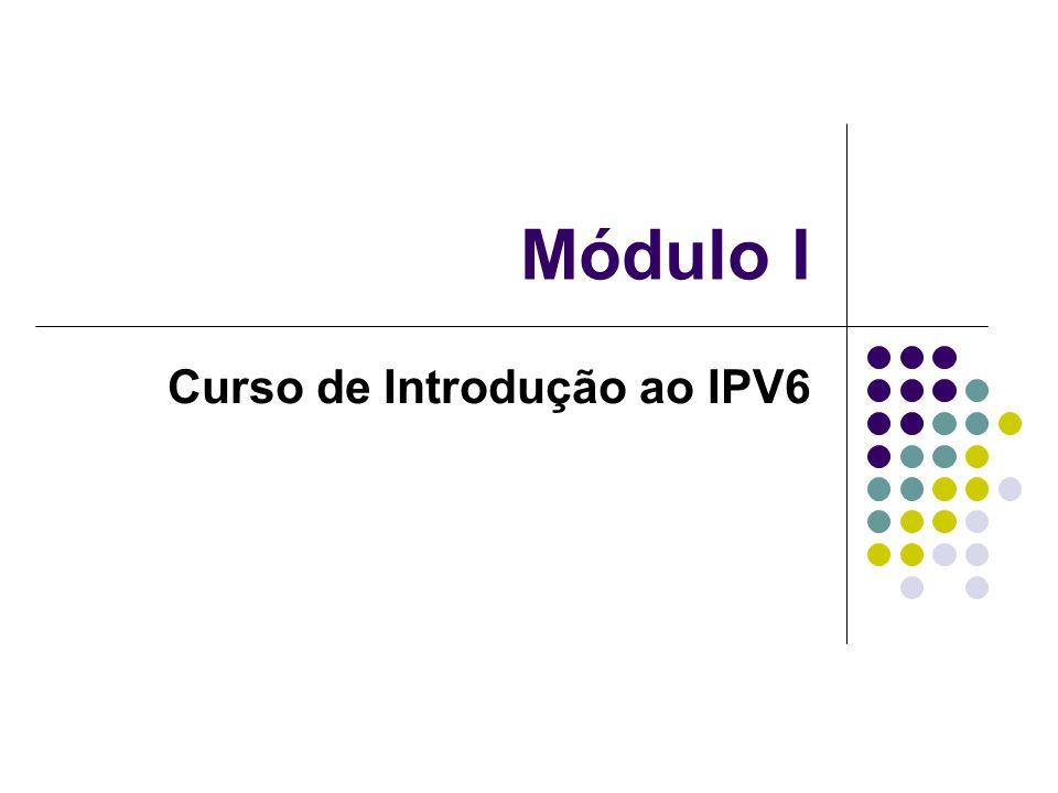 Curso de Introdução ao IPV6