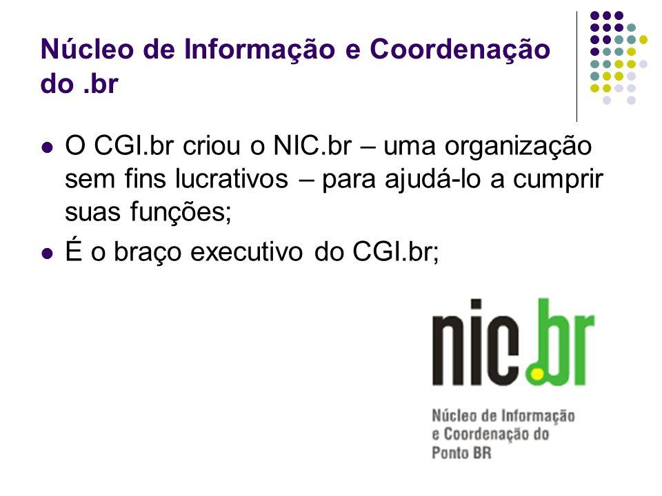 Núcleo de Informação e Coordenação do .br