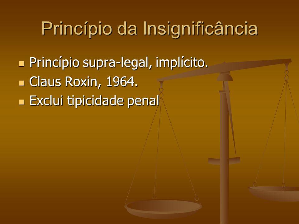 Princípio da Insignificância
