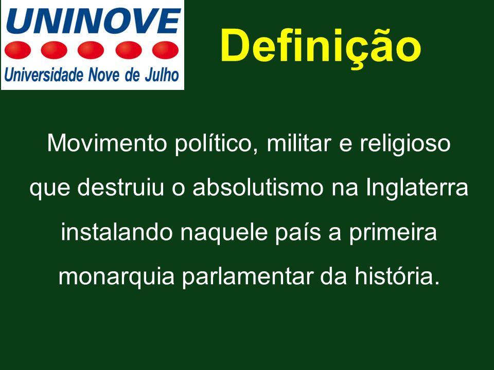Movimento político, militar e religioso