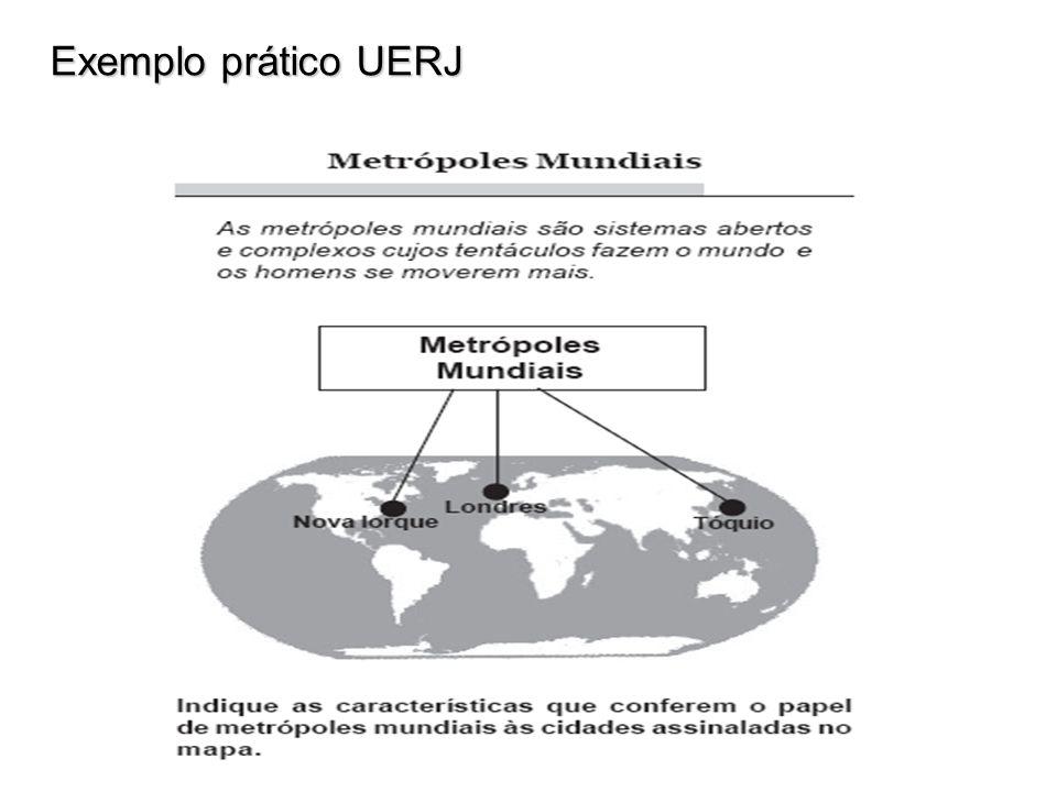 Exemplo prático UERJ