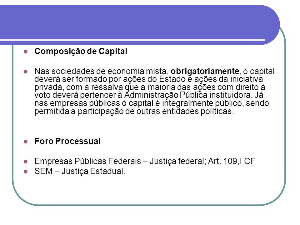 Composição de Capital