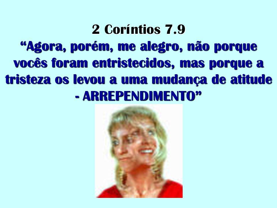 2 Coríntios 7.9