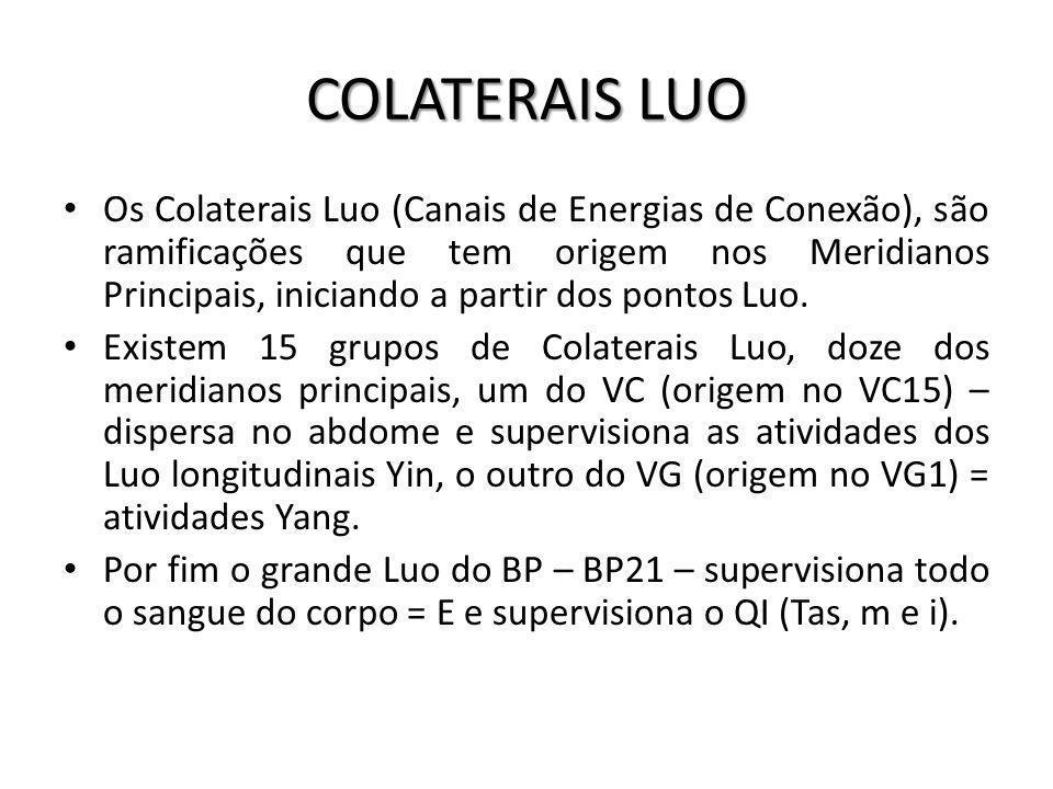 COLATERAIS LUO