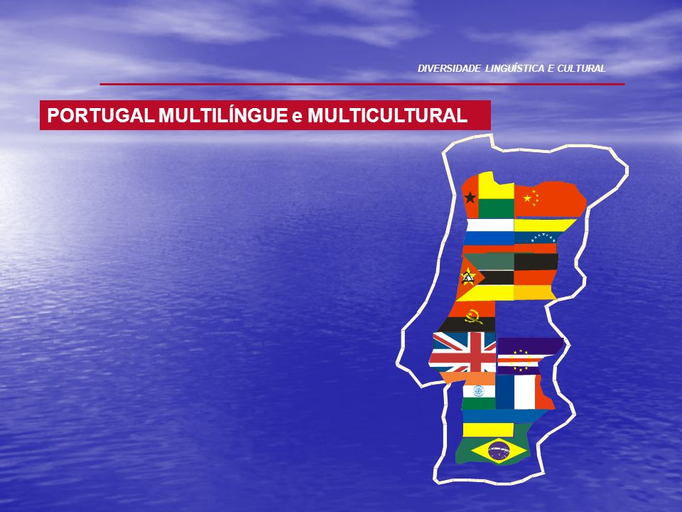 PORTUGAL MULTILÍNGUE e MULTICULTURAL