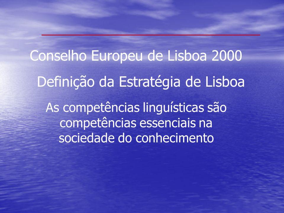 Conselho Europeu de Lisboa 2000