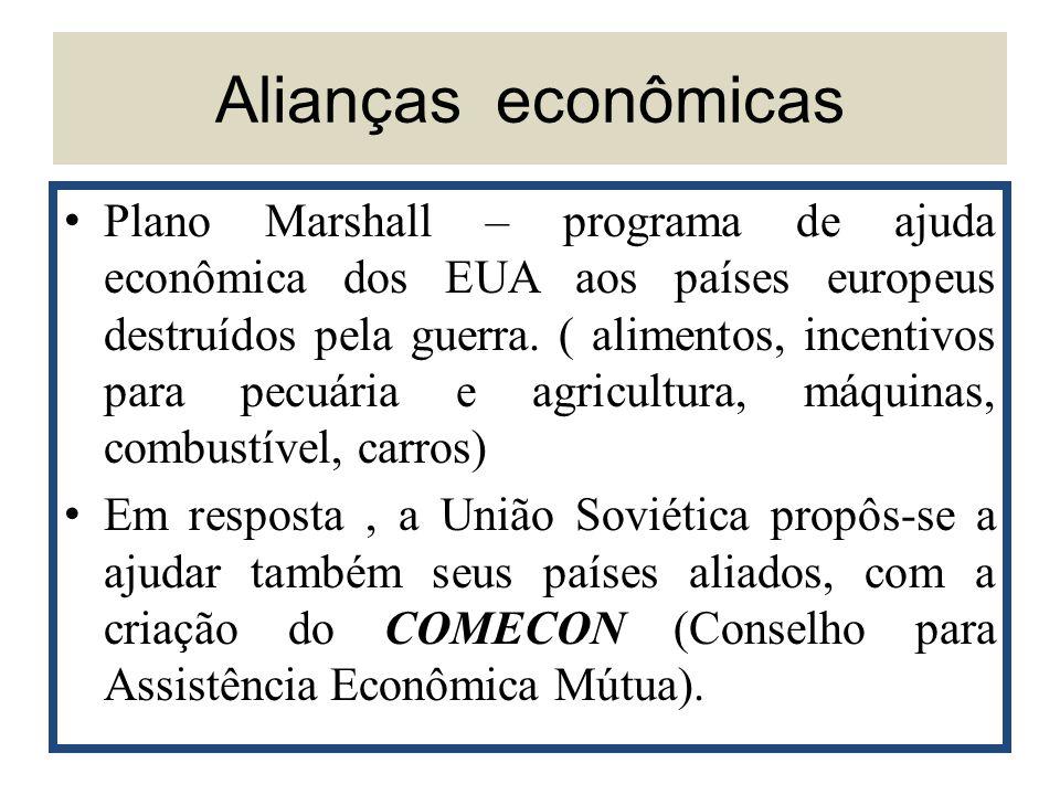 Alianças econômicas