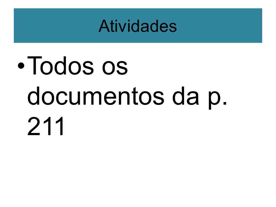 Todos os documentos da p. 211