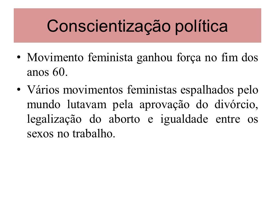 Conscientização política