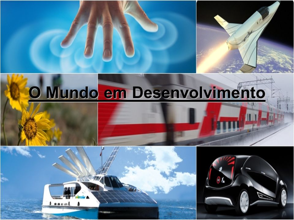 O Mundo em Desenvolvimento