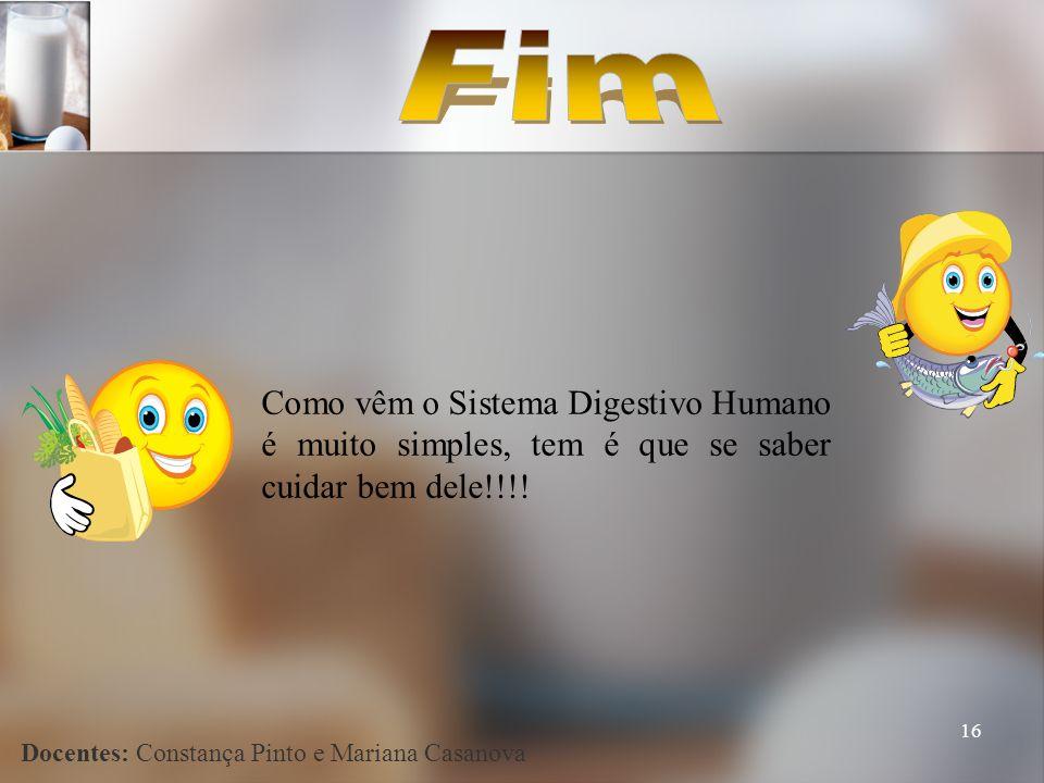 Docentes: Constança Pinto e Mariana Casanova