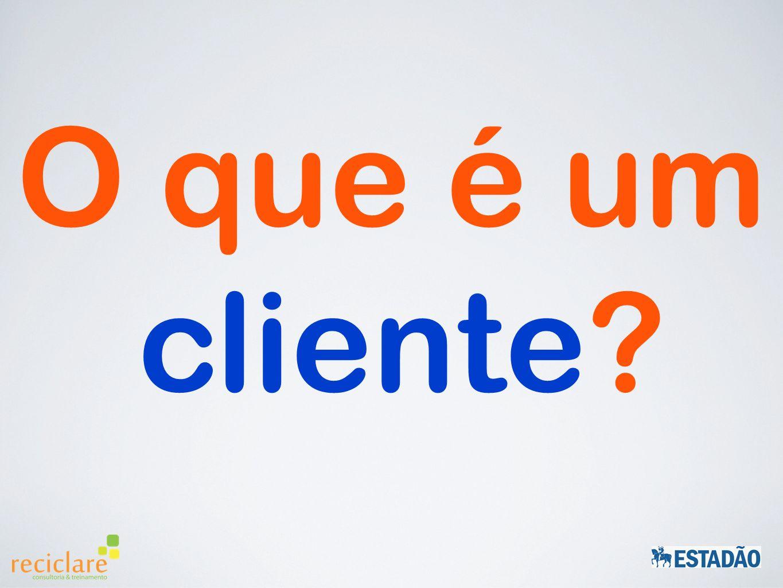 O que é um cliente