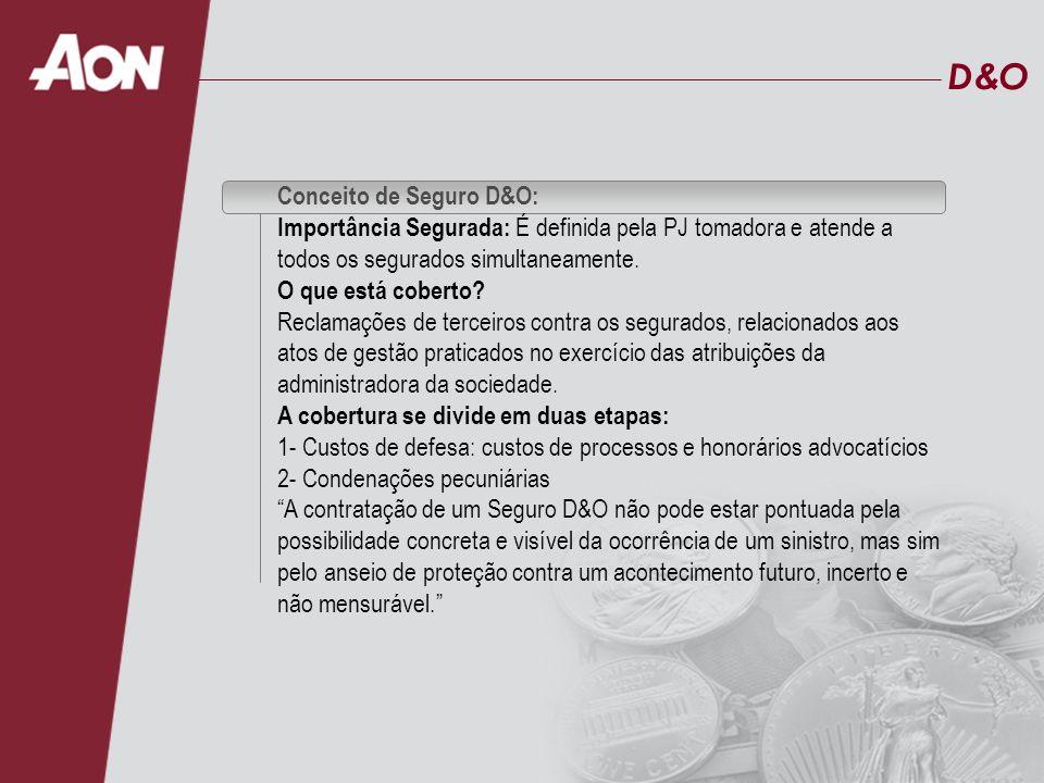 D&O Conceito de Seguro D&O: