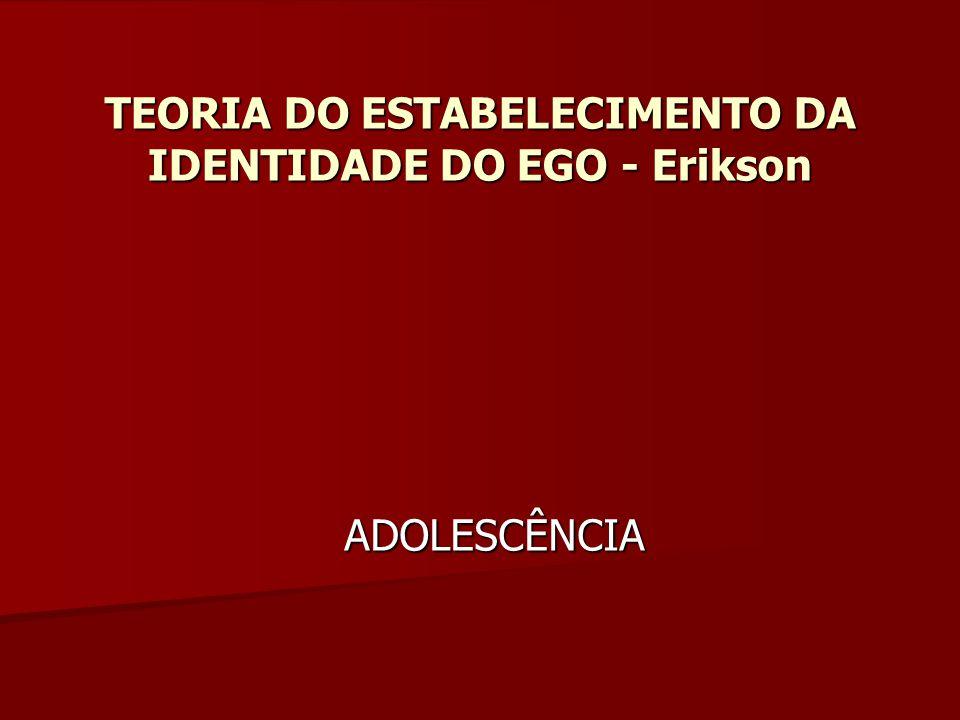 Teoria do estabelecimento da identidade do ego erikson ppt video 1 teoria fandeluxe Choice Image